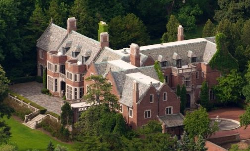 Lake Forest, IL's Historic c.1917 Schweppe Estate includes 25,000 Sq. Ft. Manor for $9.45M (PHOTOS & VIDEO)