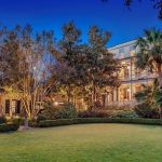 Charleston's Historic 17,000 Sq. Ft. c.1803 'Sword Gate Mansion' Yours for $19.5M (PHOTOS & VIDEO)