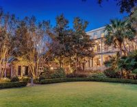 Charleston's Historic 17,000 Sq. Ft. c.1803 'Sword Gate Mansion' Reduced to $14.9M, Prev. $19.99M (PHOTOS & VIDEO)