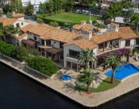 16,000 Sq. Ft. Mediterranean with 625′ of Waterfront in Fort Lauderdale, FL Yours For $30M (PHOTOS & VIDEO)