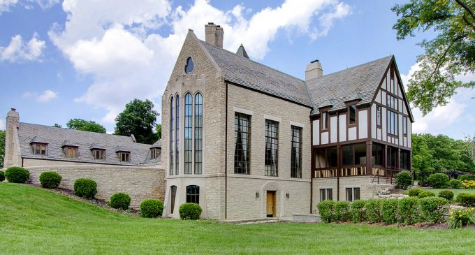 15,000 Sq. Ft. Modern Medieval Castle in Dublin, OH Reduced to $3.89M (PHOTOS)