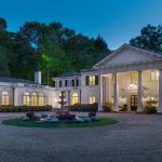 New Canaan, CT's Allan Greenberg Designed 'Huckleberry House' Reduced to $6.9M (PHOTOS)