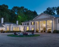 New Canaan, CT's Allan Greenberg Designed 'Huckleberry House' Reduced to $7.75M (PHOTOS)