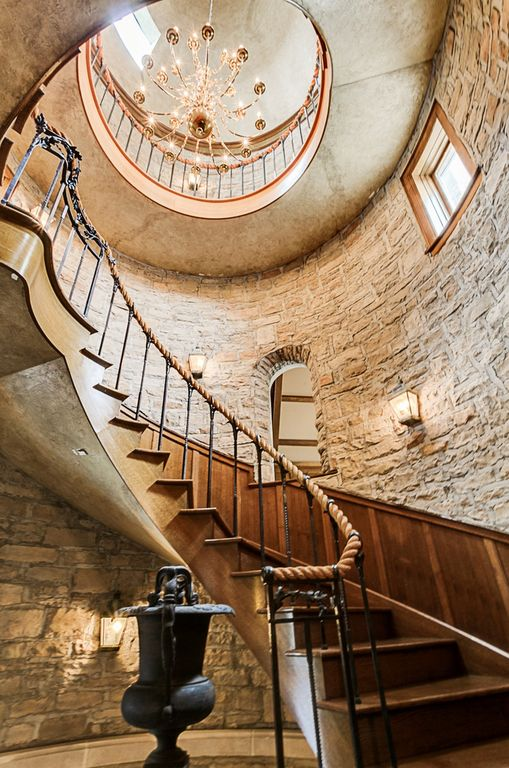 15 000 Sq Ft Modern Medieval Castle In Dublin Oh