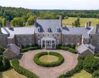 'North Wales' – A Historic c.1776 Virginia Manor on 1,471 Acres Reduced to $29.9M, Prev. $33M (PHOTOS)