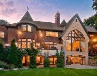 Louis DesRosiers Designed Bloomfield Township, MI Estate Yours for $3.9M (PHOTOS & VIDEO)