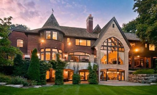 Bloomfield Township Residence Designed by Louis DesRosiers Sells for $2.9M (PHOTOS)