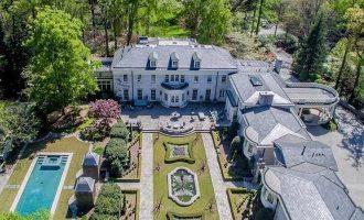 Atlanta, GA's Historic c.1926 White Oaks Estate Reduced to $10M (PHOTOS)