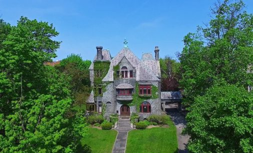 Deal of the Week: Albany, NY's Historic Charles LaDow House Reduced to $799K, Prev. Listed as Much as $1.2M (PHOTOS)