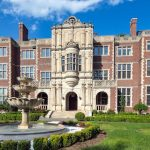 New Jersey's Historic 50,000 Sq. Ft. Darlington Mansion Lists For $48M (PHOTOS)