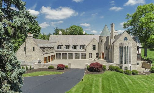 15,000 Sq. Ft. Modern Medieval Castle in Dublin, OH Reduced to $3.29M, Prev. $5.12M (PHOTOS)