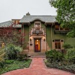 Landmark c.1923 Jacques Benedict Designed Home Bordering Denver Botanic Gardens Lists for $5.85M (PHOTOS)