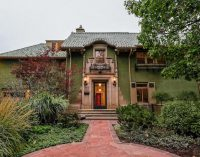 Landmark c.1923 Jacques Benedict Designed Home Bordering Denver Botanic Gardens Lists for $5.85M (PHOTOS)