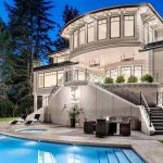 Newly Completed 12,300 Sq. Ft. West Vancouver, BC Manor Lists for $19.58M (PHOTOS & VIDEO)