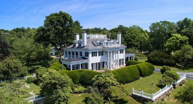 Incredible c.1896 Manchester-by-the-Sea, MA Summer Home Reduced to $2.825M (PHOTOS)