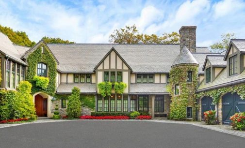 Conyers Farm, CT's 13,700 Sq. Ft. Stonehaven Manor Hits the Market for $8.5M (PHOTOS)