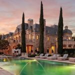 27,000 Sq. Ft. Richard Landry Designed Manor Lists in Beverly Park for $45M (PHOTOS)