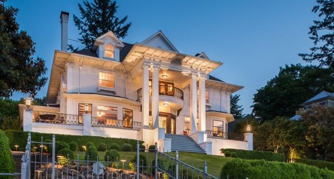 Historic c.1908 Portland Heights, OR Home Reduced to $1.9M (PHOTOS)