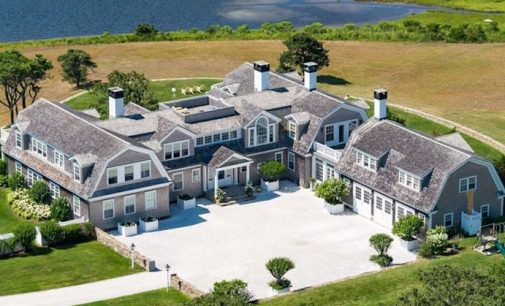 Magnificent 5.95-Acre Martha's Vineyard Estate Overlooking Katama Bay Reduced to $17M, Prev. $20M (PHOTOS & VIDEO)