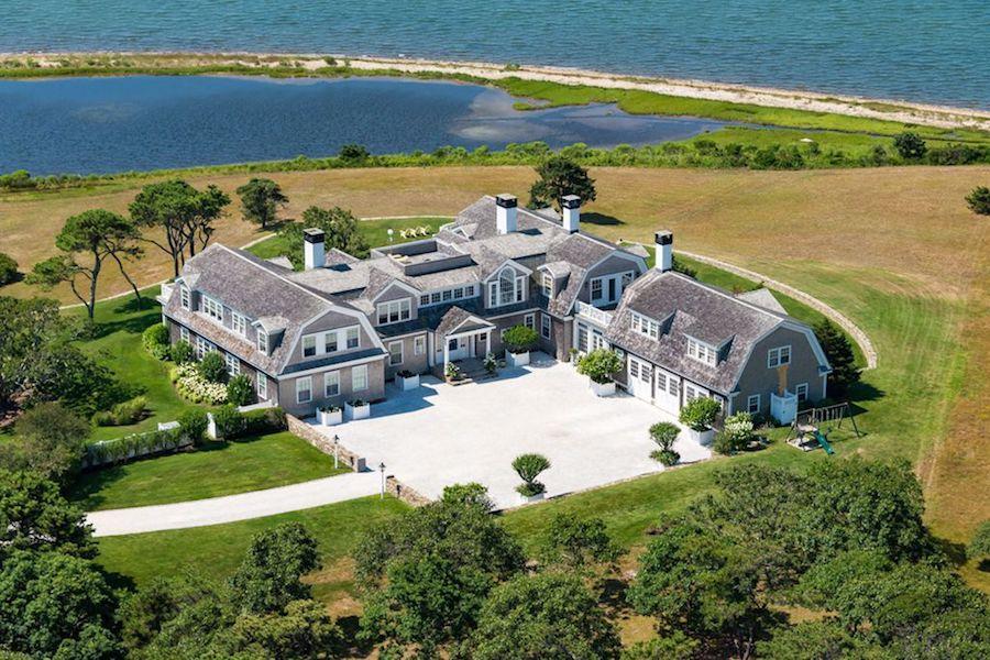 Magnificent 5.95 Acre Martha's Vineyard Estate Overlooking ...
