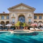 14,500 Sq. Ft. Beverly Hills Mansion Formerly Owned by Vanna White Lists for $47.5M (PHOTOS)