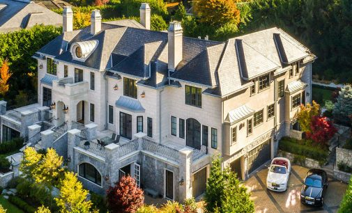 12,600 Sq. Ft. Stefan Wiedemann Designed Vancouver Mansion Reduced to $35M (PHOTOS & VIDEO)