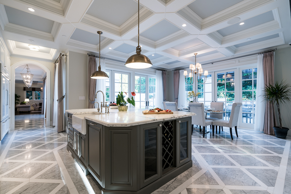 12 600 Sq Ft Stefan Wiedemann Designed Vancouver Mansion