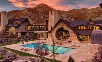 "Incomparable 23,000 Sq. Ft. Utah ""Hobbit House"" on 29.5-Acres Reduced to $14.9M, Prev. $18.5M (PHOTOS)"