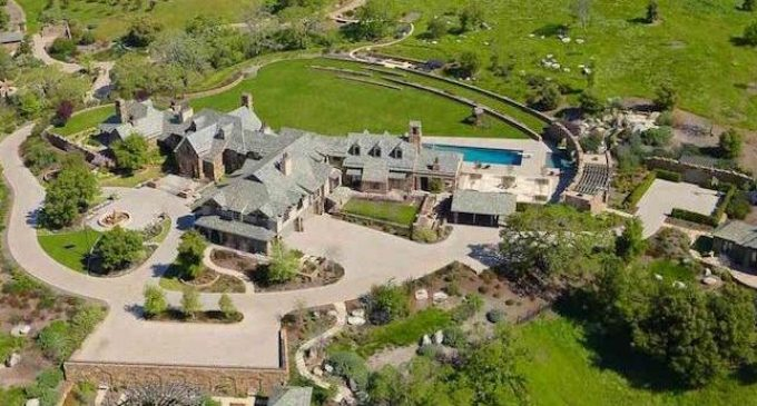 21,500 Sq. Ft. 10 Bed/22 Bath Dream Home on 21.48-Acres in Alamo, CA for $39M (PHOTOS & VIDEO)