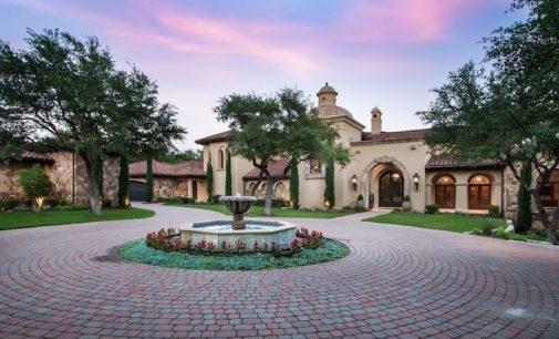 10,000 Sq. Ft. Austin, Texas Mediterranean Home on 10-Acres Reduced to $4.8M (PHOTOS)