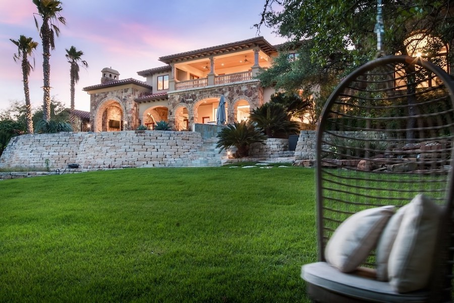 10 000 sq ft austin texas mediterranean home on 10 for 10000 sq ft in acres