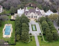 Historic 27,000 Sq. Ft. Crespi-Hicks Estate Once Listed for $135M, Selling at Auction without Reserve Dec. 19 (PHOTOS & VIDEO)