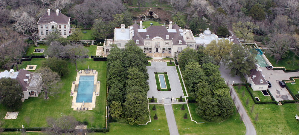 Auction Date for Historic 27,000 Sq. Ft. Crespi-Hicks Estate Once Listed for $135M, Changed to Dec. 20 (PHOTOS & VIDEO)