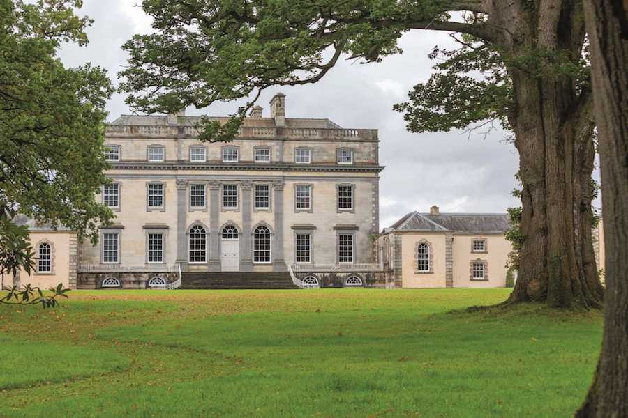 Inside Ireland S C 1767 36 000 Sq Ft Castletown Cox