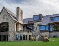 11,000 Sq. Ft. Modern English Manor on Lake Waramaug by TEA2 Architects lists for $10.7M (PHOTOS)