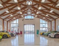 Michael Fux Lists 6,000 Sq. Ft. New Jersey Home with 30,000 Sq. Ft. of Garage Space for $10.4M (PHOTOS & VIDEO)
