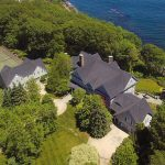 15,455 Sq. Ft. Cape Elizabeth Home on 5.5-Acres with 600′ of Atlantic Frontage for $11M (PHOTOS & VIDEO)