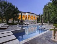 'La Perse' – A 20,000 Sq. Ft. Limestone Masterpiece Lists in Texas for $20M (PHOTOS & VIDEO)