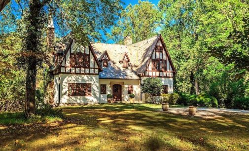 c.1927 Tudor Revival on 3.6-Acres in McLean, VA Reduced to $3.25M (PHOTOS)
