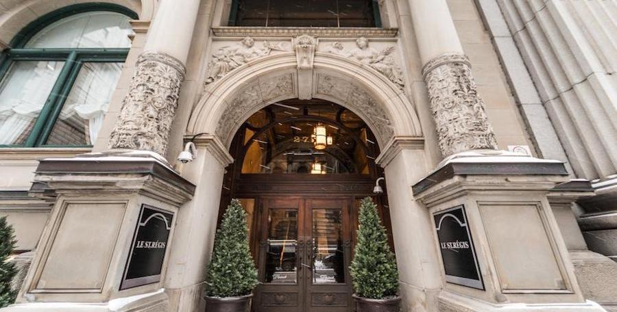 Grand St-Regis Apartment in Former c.1894 Canada Life Building Lists in Montréal, Que. for $9M (PHOTOS)