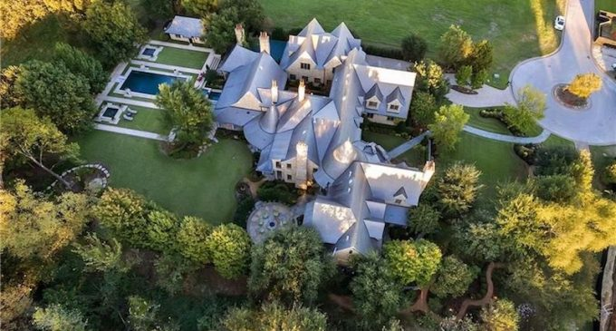 12,500 Sq. Ft. 'Castlegate Estate' Lists in Westlake, TX for $5.28M (PHOTOS)