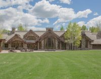 Sun Valley's Premier 15,000 Sq. Ft. Western Log & Stone Home on 12-Acres for $25M (PHOTOS)