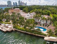 $65M 20,000 Sq. Ft. Star Island Mansion to be Auctioned without Reserve (PHOTOS & VIDEO)