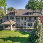 Historic c.1908 20,429 Sq. Ft. Bedford Limestone Manor in Wyoming, OH for $1.8M (PHOTOS & VIDEO)
