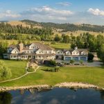 25,000 Sq. Ft. 12 Bed/21 Bath 'Western Farmhouse' on 17 Acres in Hamilton, MT for $27.5M (PHOTOS & VIDEO)