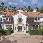 Historic Mediterranean Home Designed by Architect John Volk Hits the Market in Palm Beach, FL for $12.9M (PHOTOS)