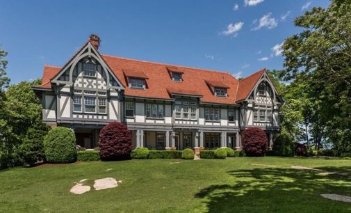 Branford, CT's Historic Rogers Island with 13,000 Sq. Ft. Manor to $25M, Prev. $35M (PHOTOS)