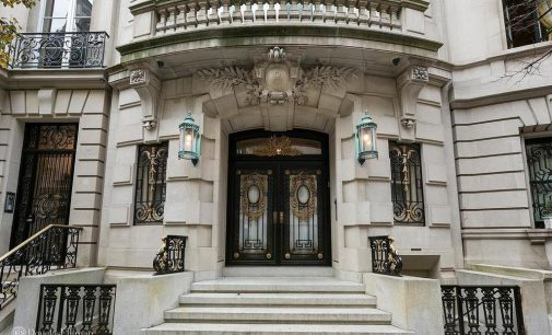 Historic c.1903 15,000 Sq. Ft. NYC Beaux Arts Townhouse Lists for $79.5M (PHOTOS)