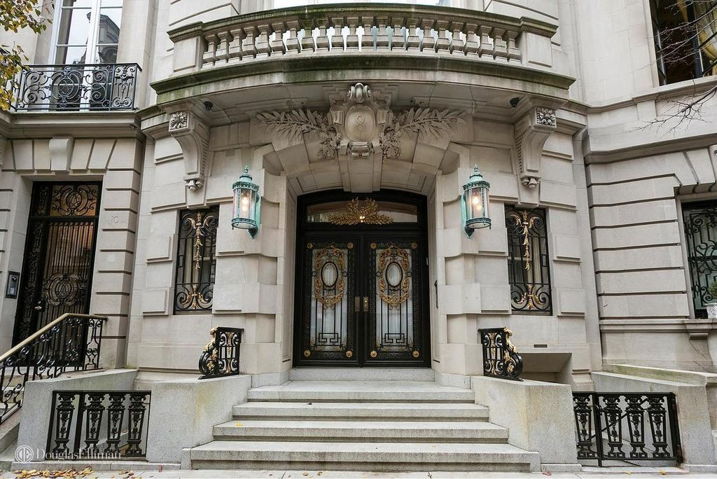 Historic C 1903 15 000 Sq Ft Nyc Beaux Arts Townhouse