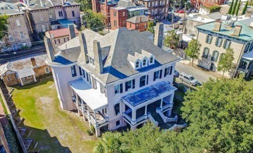 Restore this c.1866 Donald McDonald House in Savannah, GA, On the Market for $1.6M (PHOTOS)